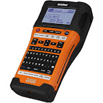 Brother PT-E500 Industrial Handheld P-touch Label Printer