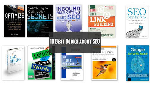 Top 10 Best Books about SEO