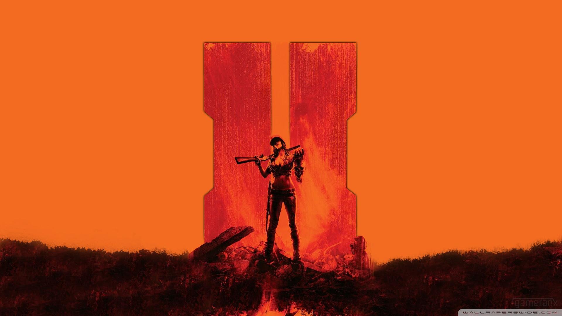 Black Ops 2 Zombies Ultra Hd Desktop Background Wallpaper For 4k