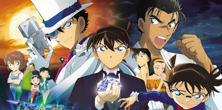 Detective Conan The Fist Of Blue Sapphire Full Movie Free
