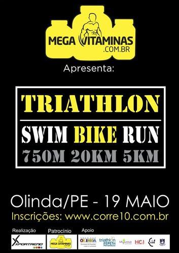 Campeonato Pernambucano de Triathlon by Mega Vitaminas