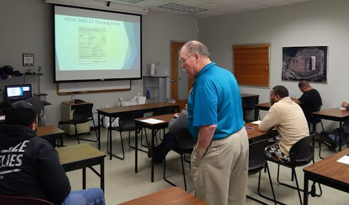 COMANCO Holds MSHA New Miner Training Last week, COMANCO employees completed a three-day MSHA New Miner...