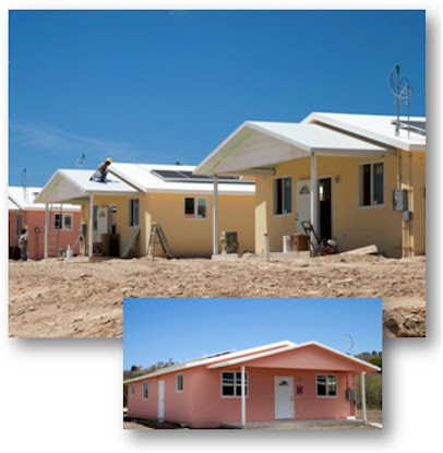 Caribbean affordable housing project succeeds with SIPs
