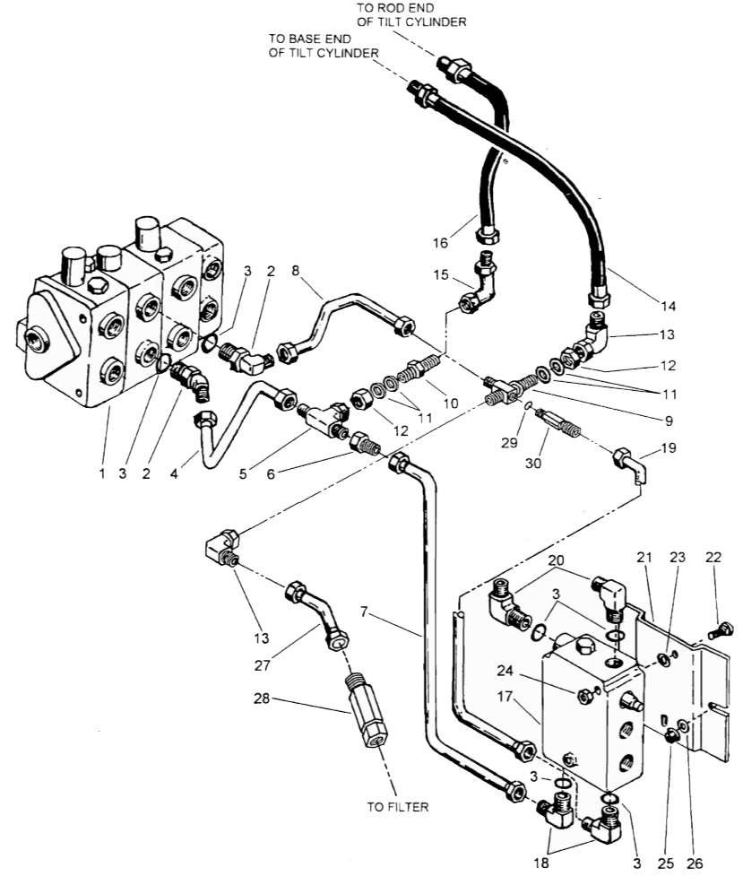 Altec Hydraulic Lift Diagram For Wiring