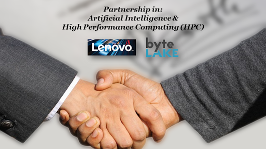 On-device AI with strong backbone in Data Center. Meet Lenovo & byteLAKE at ISC'18! | LinkedIn