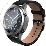 ZAGG InvisibleShield HD Clear Screen Protector for Samsung Gear S3 Classic - Crystal Clear