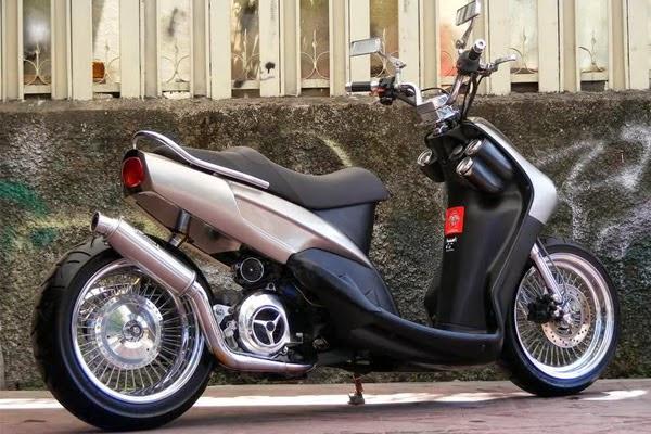 Tips Modifikasi Yamaha Nvl Modif Yamaha