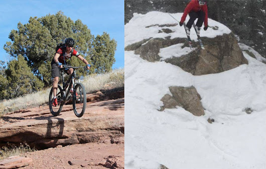 8 Reasons Mountain Biking Is Better than Skiing and Snowboarding
