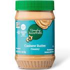 Creamy Cashew Butter - 16oz - Simply Balanced