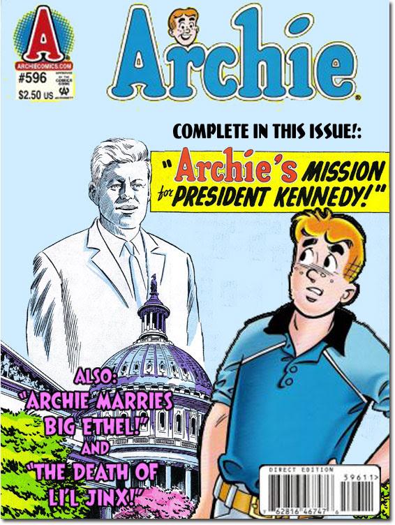 Archie's Pal JFK