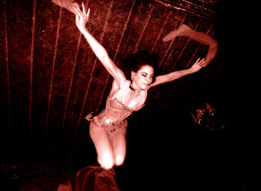 Gentry de Paris Revue Burlesque