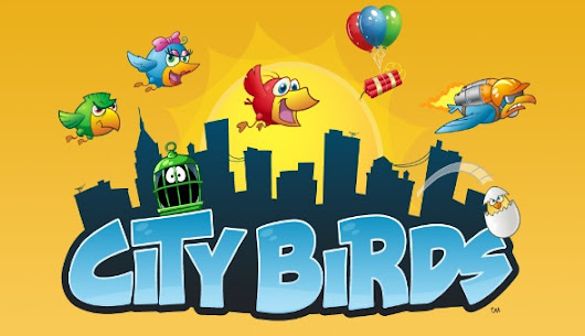 City Birds some high flying fun - Review