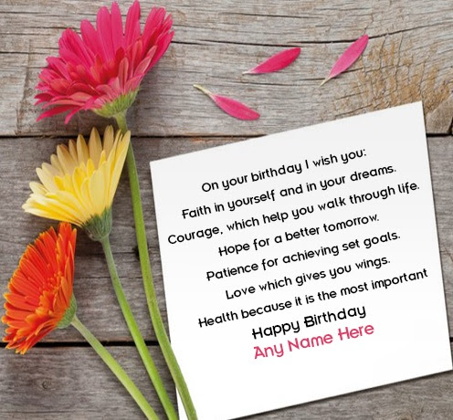 Happy Birthday Card Messages For Friend Archives