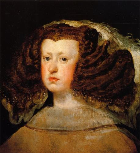Queen Mariana - Diego Velázquez