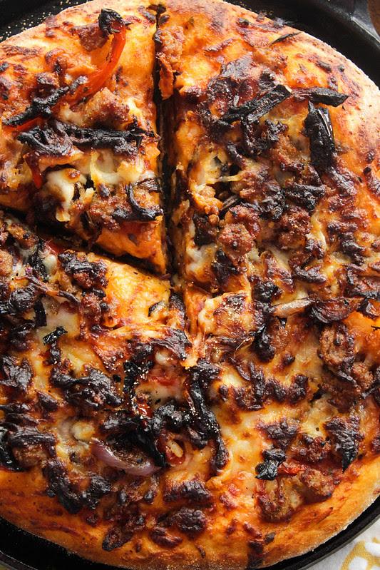 YOGURT PIZZA DOUGH