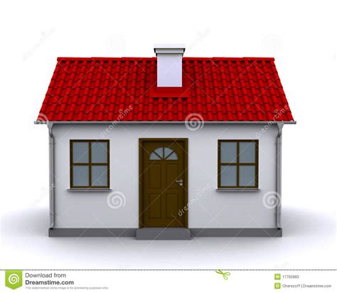 small house front view editorial stock photo image