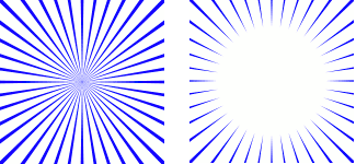 Opzione di raggio spostamento Linea Nova