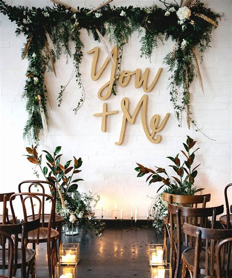 Instagram Worthy Wedding Décor   DuJour
