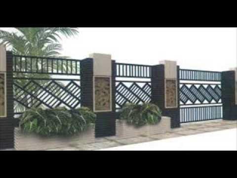 Inspiration Aneka Model Pagar Rumah Minimalis, Video Pagar Rumah Minimalis  Paling Dicari!