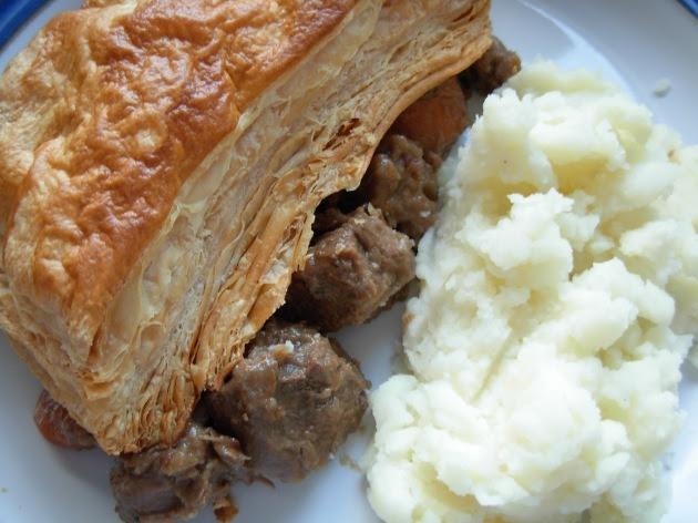 Traditional Scottish New Year Dinner - Vohn's Vittles