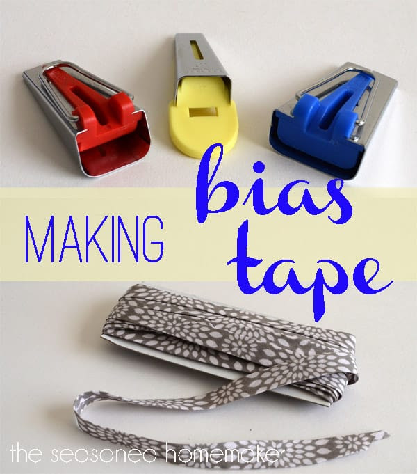 Making Bias Tape