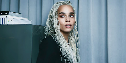 Yves Saint Laurent Beauty Tatouage Couture Collection Film Starring Zoë Kravitz