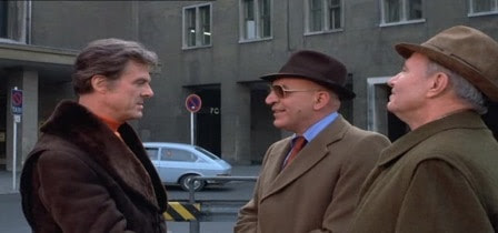 Inside Out (1975) with Telly Savalas and James Mason - Classic Film Freak