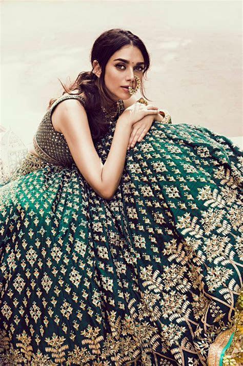Aditi Rao Hydari: Face Of Vogue Wedding Show 2017!   LifeCrust