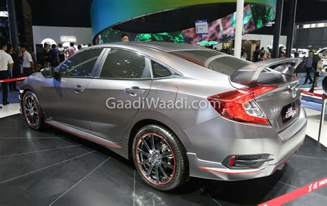 honda civic coming   india  early   set