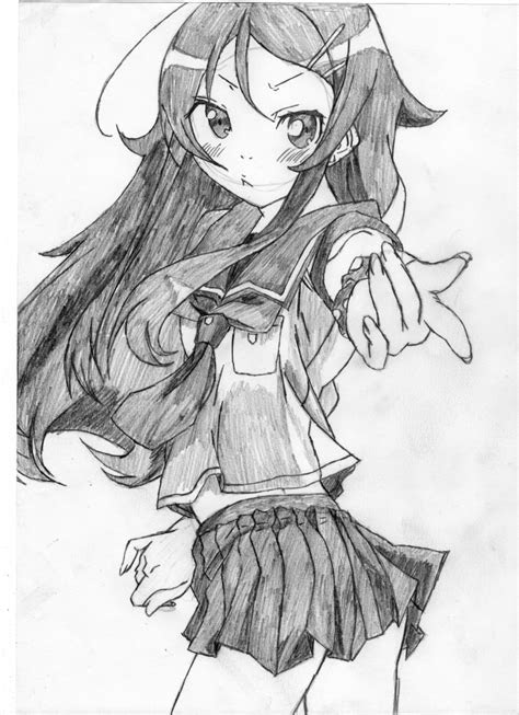 anime pencil drawn pictures drawings art gallery