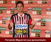 Fernando Miguel chega para trazer experiência para o meio campo do Paulista