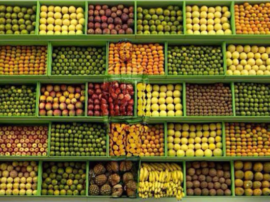 Liu Bolin | Hiding in Venezuela—Tropical Fruit (2013), Available for Sale | Artsy