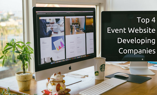 Who can build your event website? These are my top event website developers
