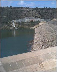 Kouris reservoir