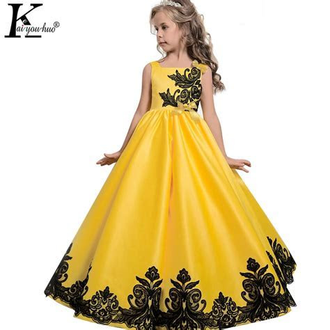 2018 Girls Dress Summer Kids Dresses For Girls Clothes