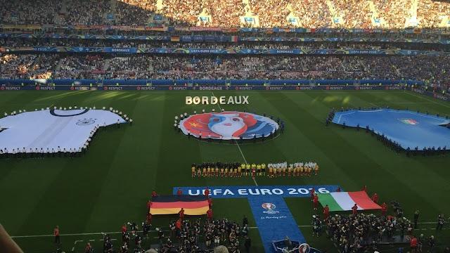 Alemanha vence Itália nos pênaltis e se classifica
