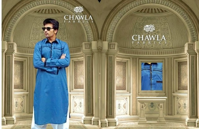 Kurta-Design-for-Mens-Wear-by-Chawla-Fabrics-Kurta-Pajama-Shalwar-Kamiz-Suit-7