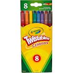 Crayola Twistables Crayons - 8 crayons