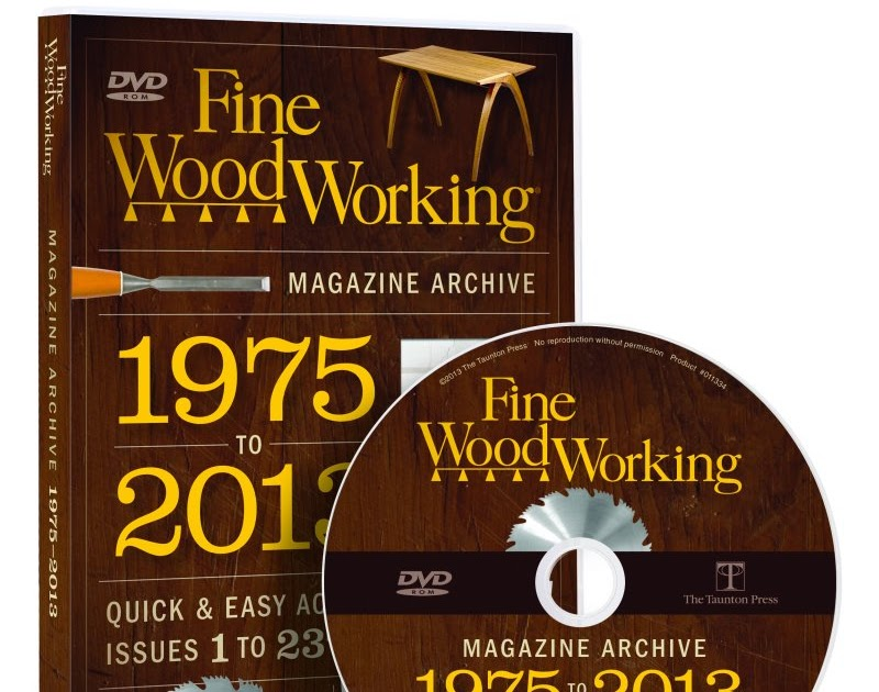 Depols: Fine woodworking magazine archive dvd download Guide