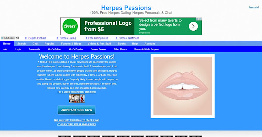 Herpes Passions Review - Herpes Dating Sites