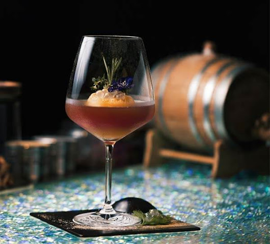 Mitzo Bar Showcases 4 Signature Cocktails at Singapore Cocktail Festival 2018