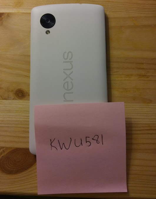Nexus 5 (Unlocked) For Sale - $260 on Swappa (KWU581)