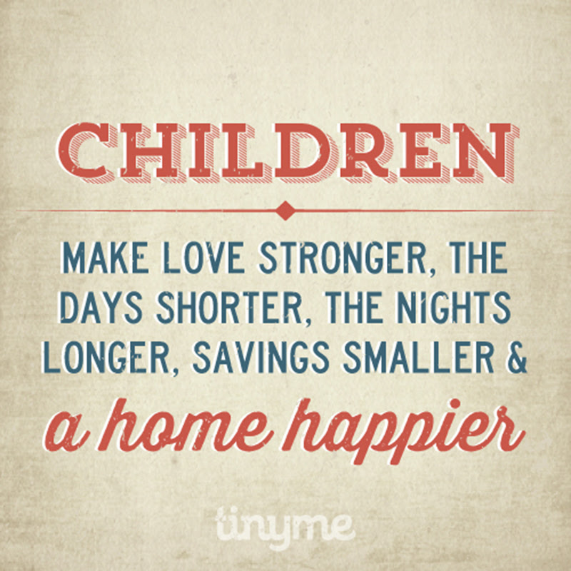 Tinyme Quotes Home is where the kids are!  Tinyme Blog