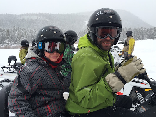 Dog sledding and snowmobiling in Breckenridge - Pitstops for Kids