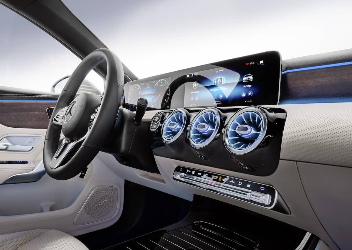 2019 Mercedes-Benz A-Class Sedan Joins its 5-Door Sibling ...