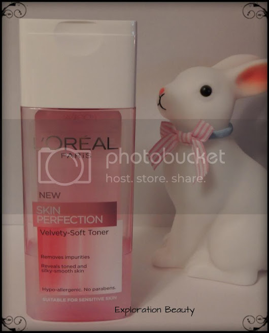 L'Oreal, Skin Perfection - Velvety Soft Toner