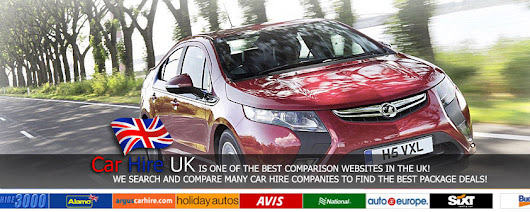Car Hire UK Blog | We will compare many car rental suppliers, to find the best package deals!