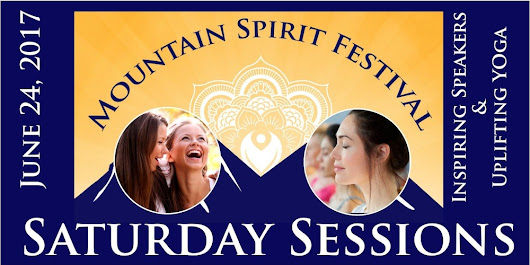 Mountain Spirit Festival - SATURDAY SESSIONS