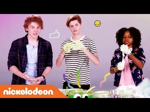 Nickalive make slime w jace norman riele downs more kids make slime w jace norman riele downs more kids choice awards 2017 nickelodeon ccuart Gallery