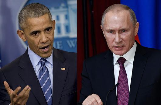 Trump Praises Putin for Rejecting In-Kind Response to Obama